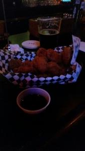 Beet fries!