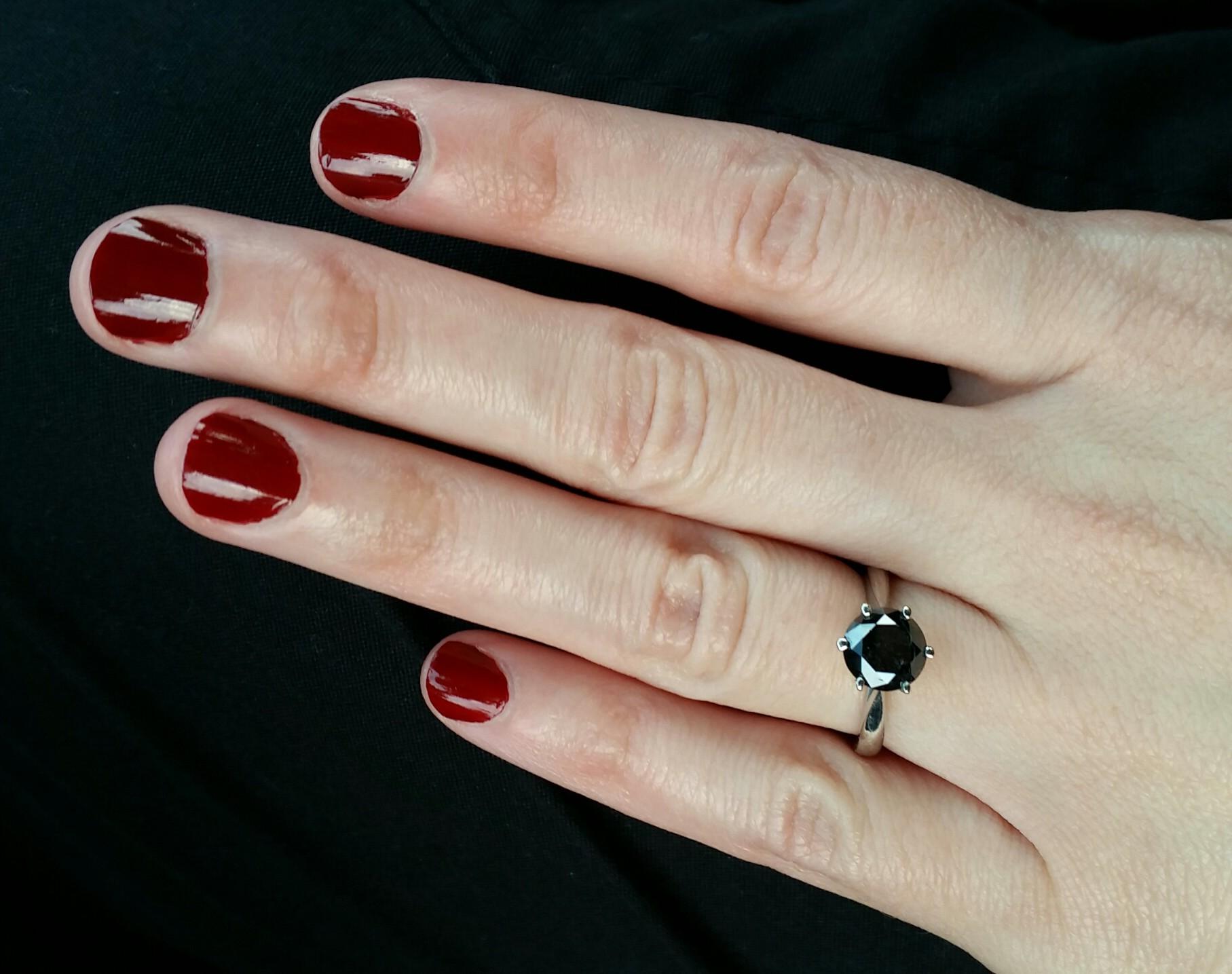 nail polish | Vegan Vampire Bites